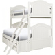 Willow Point Twin-over-full Bunk Bed W/ Trundle