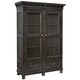 Bedford Corners China Cabinet with Lighting