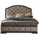 Liberty Furniture Ind. Ltd. Kitteredge Upholstered Queen Panel Bed