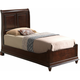 Summit Twin Sleigh Bed
