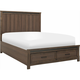 Clifland King Storage Bed