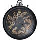 Kalvin Moving Gear Wall Clock