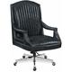Claybrook Executive Swivel Tilt Chair w/ Metal Base