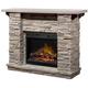 Featherstone Mantel w/ Logs