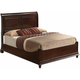 Summit Queen Sleigh Bed