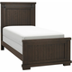 Bexley Twin Panel Bed