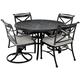 Sentosa 5-pc. Outdoor Dining Set