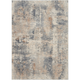 Rustic Textures 5'3 x 7'3 Area Rug