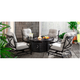 Sentosa 5-pc. Outdoor Fireside Chat Set