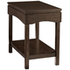 Halan Chairside End Table