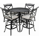 Sentosa 5-pc. Bar-Height Outdoor Set