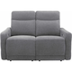 Yardley Power Loveseat with Power Headrest and Lay Flat