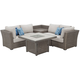 Bayshore 5-pc. Outdoor Modular Sectional