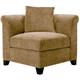 Corolla Microfiber Modular Corner Chair