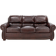 Lafeyette Leather Sofa