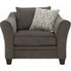 Iris Chenille Chair