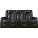 Dalyn Power-Reclining Sofa w/ Power Headrest