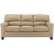Moore Leather Queen Sleeper Sofa