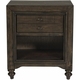 Ashlyn 1-Drawer Nightstand