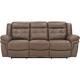 Gorton Leather Power Sofa