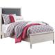 Faelene Upholstered Twin Bed