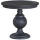 Hillhurst Pedestal Lamp Table