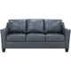 Raylen Leather Queen Sleeper Sofa