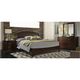 Avalon 4-pc. Queen Panel Bedroom Set w/ Square Mirror