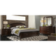 Avalon 4-pc. Queen Storage Bedroom Set w/ Square Mirror