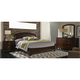 Avalon 4-pc. Queen Panel Bedroom Set w/ Arched Mirror