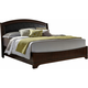 Avalon Upholstered Queen Panel Bed