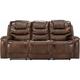 Ballard Power Sofa w/Power Headrest and Drop Down Table