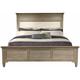 Myra Upholstered California King Bed