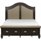 Bay City California King Storage Bed