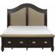 Bay City King Storage Bed