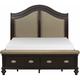 Bay City Queen Storage Bed