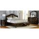 Bay City 4-pc. Queen Storage Bedroom Set
