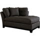 Cindy Crawford Home Metropolis Right-Arm-Facing Chaise Lounge