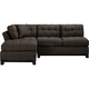 Cindy Crawford Home Metropolis 2-pc.  Sectional Sofa