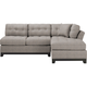 Cindy Crawford Home Metropolis 2-pc. Sectional Sofa