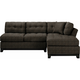 Cindy Crawford Home Metropolis 3-pc. Sectional Sofa