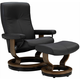 Stressless Dover 4-pc. Large Chair w/Ottoman