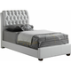 Marilla Upholstered Twin Bed