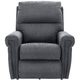 Babson Chenille Power Lift Recliner w/ Heat and Massage
