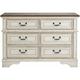 Libbie 6 Drawer Bedroom Dresser