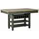 Vail Counter-Height Dining Table w/ Storage