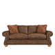 Canyon Ridge Microfiber Sofa