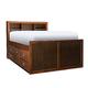 Tommi II Full Storage Bed