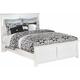Adele Queen Panel Bed