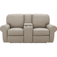 Stanton Reclining Console Loveseat